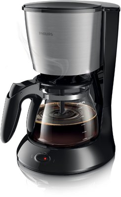 CAFETERA PHILIPS HD7462 10-15T FRONTAL INOX