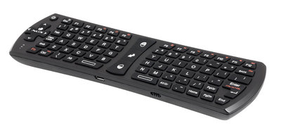 TECLADO SMART TV NGS TV HUNTER 2.4GHZ AIR MOUSE
