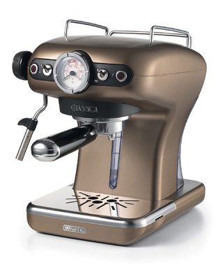 CAFETERA EXPREES CLASSICA ARIETE 1389/16 BRONCE