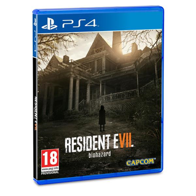 JUEGO PS4 RESIDENT EVIL 7 BIOHAZARD